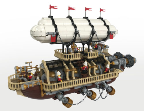 Imperial Airship Bricktania