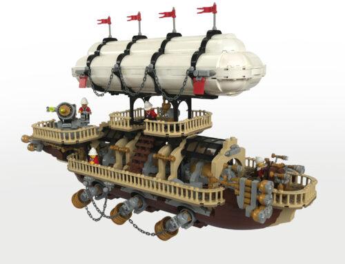 Imperial Airship Bricktania